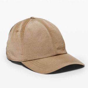 RARE Lululemon Baller Hat II Soft Frontier